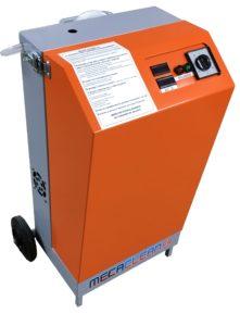 Machine de décalaminage MECACLEAN COMPACT 12V