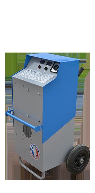 Machine de décalaminage hydrogène MECACLEAN COMPACT